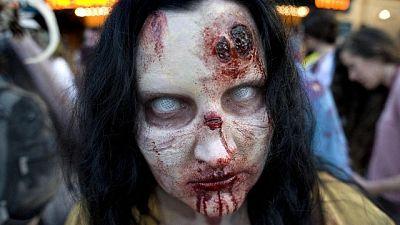 Offerta di lavoro per zombie e vampiri