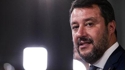 Salvini, primo governo che nasce in Ue