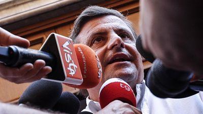 Calenda lancia nuovo movimento politico