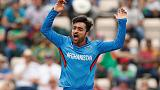 Afghanistan's Rashid becomes youngest test captain at 20