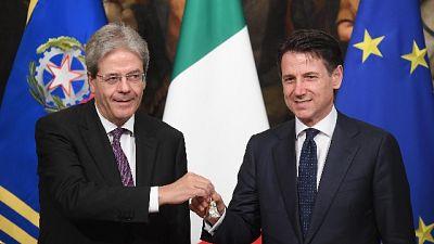 Conte, comunicato nome Gentiloni ad Ue