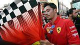 "F1: Snai ""Leclerc favorito a Monza"""