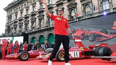 Vettel, rinnovo Gp Monza grande notizia