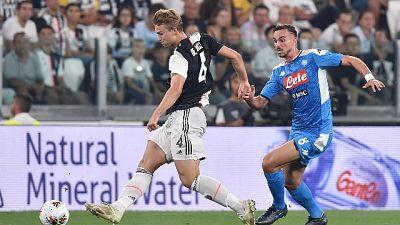 Ruiz, voglio vincere con il Napoli