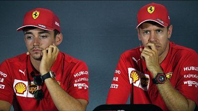 Ferrari:Vettel,io e Leclerc collaboriamo