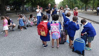 Scuola: oggi la campanella a Bolzano