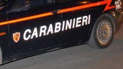 Carabiniere suicida nel foggiano