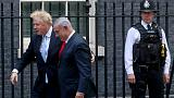UK and Israeli leaders agree on need to stop Iran getting nuclear weapon