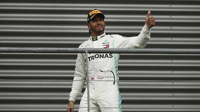 F1: Hamilton, in Ferrari? E' una opzione