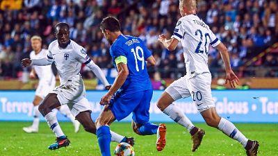 Euro 2020: vincono Finlandia e Bosnia