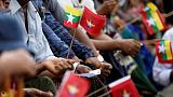 U.S. voices concern over Myanmar army's lawsuit against religious leader