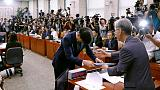 Moon appointee's 'privileged' daughter angers young South Koreans