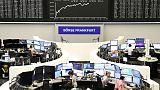 European stocks flat ahead of U.S. payrolls