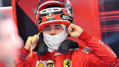 F1, Gp Monza, Leclerc domina libere