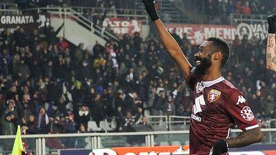 """Torino, Nkoulou """"mi rimetto al lavoro"""""""