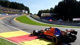 Motor racing: F1 teen Norris tells parents not to worry after fatal crash
