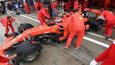 F1: Allegri a Monza, grazie a Ferrari