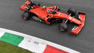 F1:Planetwin365, Leclerc in pole a Monza