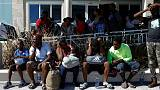 Thousands try to flee hurricane-devastated Bahamas islands