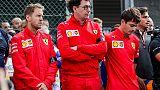 'Tra Vettel-Leclerc nessun ordine netto'