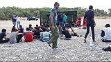 Migranti: 57 arrivati in Calabria