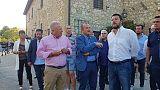 Salvini, Tesei guiderà bene Umbria