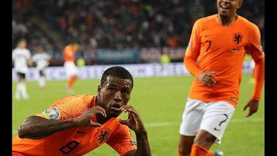 Olanda show, 4-2 a Germania in rimonta