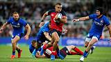 England complete World Cup preparation with 37-0 thrashing of Italy