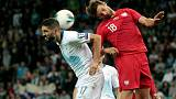 Slovenia end Poland's perfect record in Euro 2020 qualifying