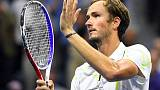 Man of many faces, Medvedev now a Grand Slam finalist