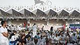 Venezia, attivisti occupano red carpet