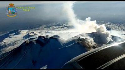 Escursioni Etna: 18 rinvii a giudizio