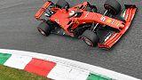 F1, Spadafora e Fontana alla premiazione