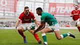 Ireland beat Wales for much needed confidence booster