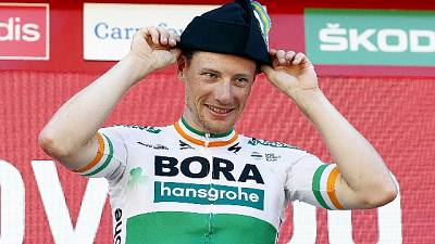 Vuelta: tappa a Bennett, Roglic leader