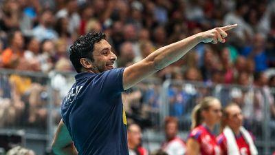 Pallavolo: Europei,finale Turchia-Serbia