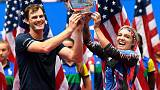 Murray, Mattek-Sands retain U.S. Open mixed doubles crown