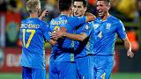 Ukraine thump Lithuania to surge clear in Group B