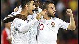 Euro '20: Serbia-Portogallo 4-2, CR7-gol