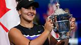 Andreescu beats Williams to win U.S. Open
