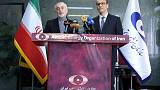 Iran's nuclear chief: EU has failed to fulfil 2015 deal commitments