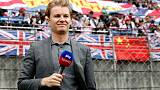 Rosberg backs off after Hamilton says ex-racers are irrelevant
