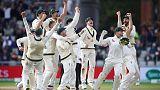 Australia overcome stubborn England to retain Ashes