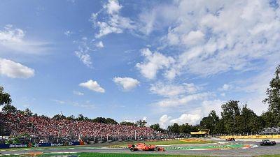 F1:Gp Monza da record,200mila spettatori