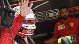 Leclerc, vincere a Monza vale 10 gp