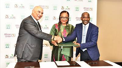 The African Union Commission, AUDA-NEPAD and OCP Group Deepen Collaboration to Develop Agriculture in Africa