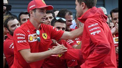 Ds Ferrari esalta lavoro dei due piloti