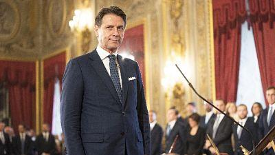 Conte, spero stagione riforme risolutiva