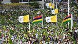 Mauritius, in 100 mila a messa del Papa