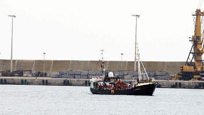 Ocean Viking è in acque internazionali